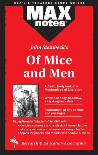John Steinbeck'S Of Mice And Men (Max Notes)
