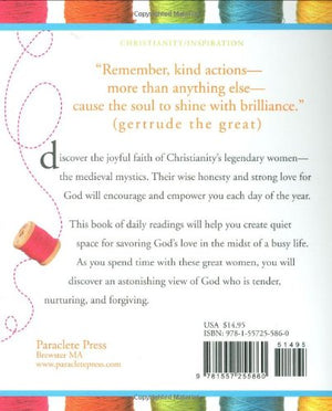 A Little Daily Wisdom: Christian Women Mystics