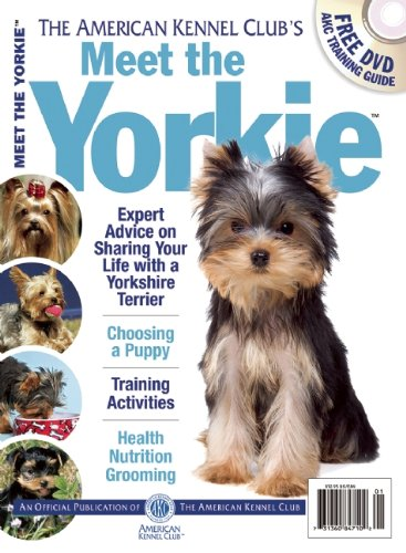 Meet The Yorkie (Akc Meet The Breed Series)