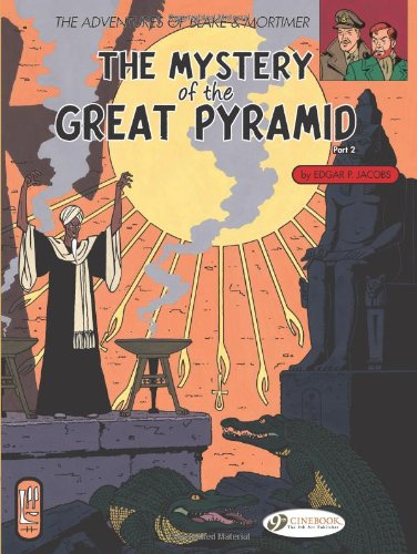 The Mystery Of The Great Pyramid, Part 2 (Blake & Mortimer) (Pt. 2)
