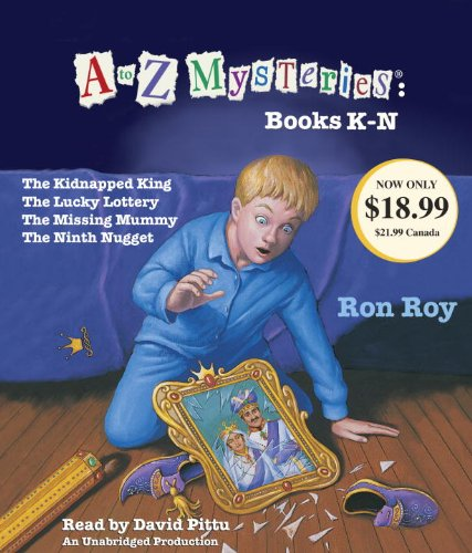 A To Z Mysteries: Books K-N