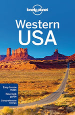 Lonely Planet Western Usa (Travel Guide)