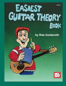 Easiest Guitar Theory Book