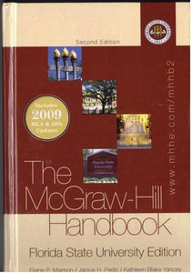 The Mcgraw-Hill Handbook, Second Edition (Florida State University Edition)