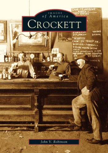 Crockett   (Ca)  (Images Of America)