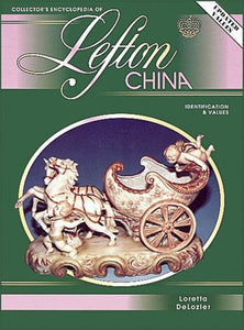 Collectors Encyclopedia Of Lefton China Indentification & Values