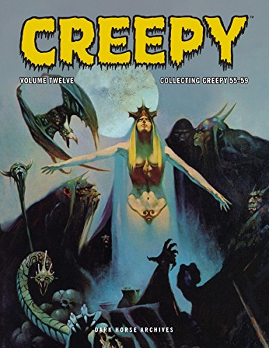 Creepy Archives Volume 12