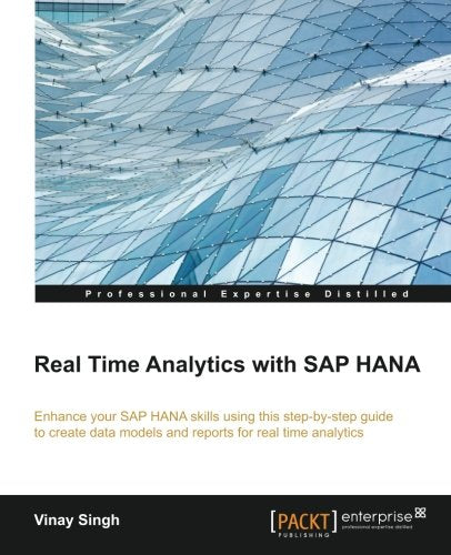 Real Time Analytics With Sap Hana