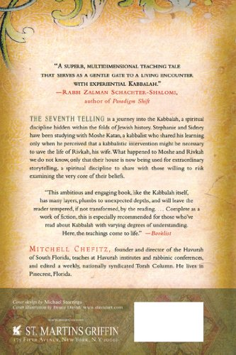 The Seventh Telling: The Kabbalah Of Moeshe Katan