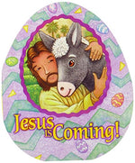 Jesus Is Coming! (Easter Board Books)