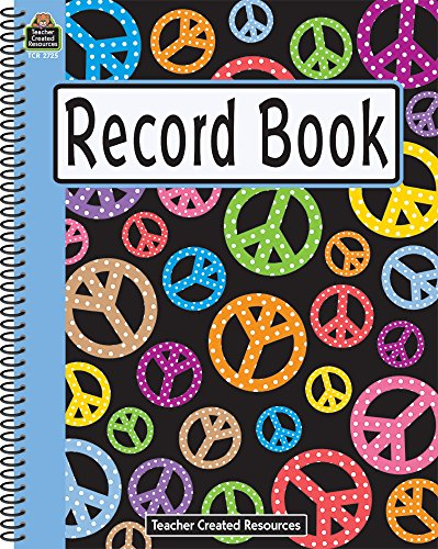 Peace Signs Record Book