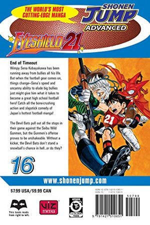Eyeshield 21, Volume 16