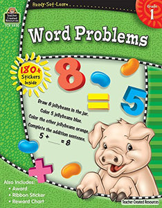 Ready-Set-Learn: Word Problems Grd 1