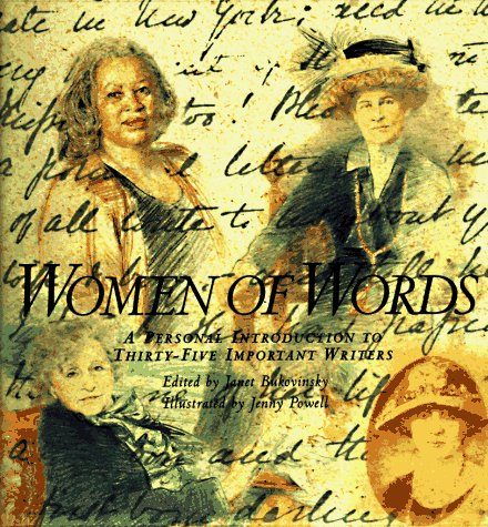 Women Of Words: A  Personal Introduction To Thirty-Five Important Writers
