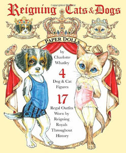 Reigning Cats & Dogs Paper Dolls
