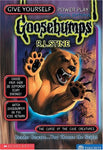 The Curse Of The Cave Creatures (Give Yourself Goosebumps Special Edition, No 5)
