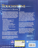 Touchstone Level 2, Student'S Book (Book & Cd)