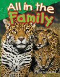 All In The Family (Science Readers: Content And Literacy)