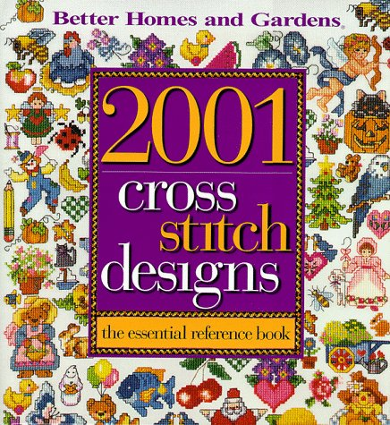 2001 Cross Stitch Designs : The Essential Reference Book