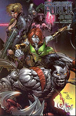 Cyberforce, Vol. 1: Rising From The Ashes