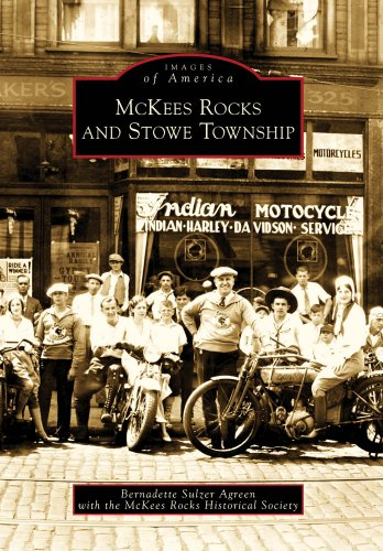 Mckees Rocks And Stowe Township (Images Of America)