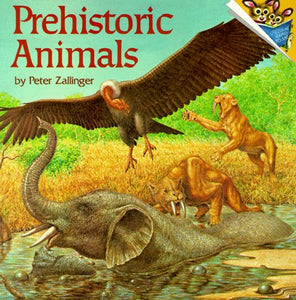 Prehistoric Animals (Pictureback(R))
