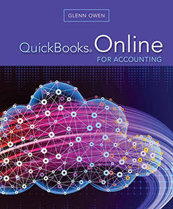 Quickbooks Online For Accounting (With Online, 5 Month Printed Access Card)