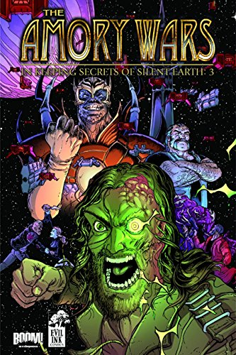 Amory Wars: In Keeping Secrets Of Silent Earth: 3 Vol. 3