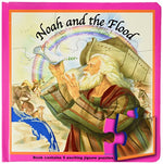 Noah And The Flood (St. Joseph Puzzle Books)