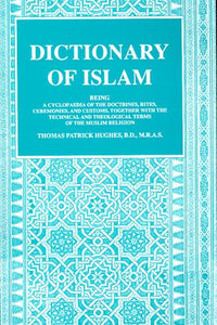A Dictionary Of Islam