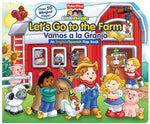 Fisher-Price Let'S Go To The Farm/Vamos A La Granja (Lift-The-Flap)