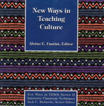New Ways In Teaching Culture (New Ways In Tesol Series Ii: Innovative Classroom Techniques)