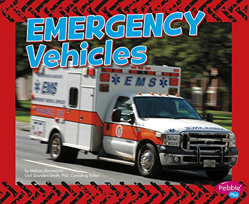 Emergency Vehicles (Wild About Wheels)