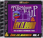 Turn It Up & Lay It Down Volume 4 Baby Steps To Giant Steps