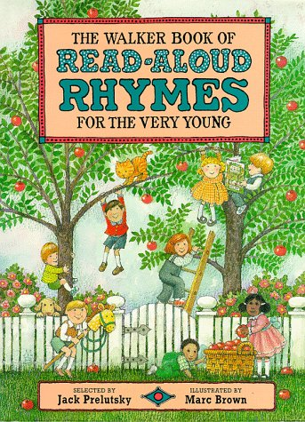Walker Book Of Read Aloud Rhymes