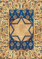 Gold Star Boxed Hanukkah Cards
