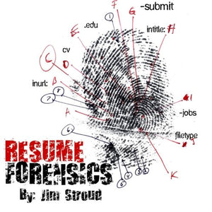 Resume Forensics: How To Find Free Resumes And Passive Candidates On Google