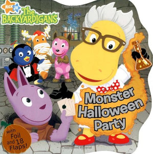 Monster Halloween Party (The Backyardigans)