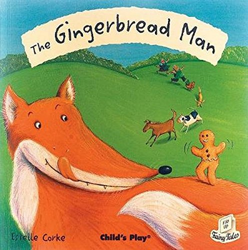 Gingerbread Man (Flip-Up Fairy Tales)