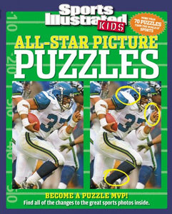 Sports Illustrated Kids: All-Star Picture Puzzles