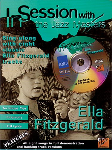 In Session With Ella Fitzgerald (Book & Cd)