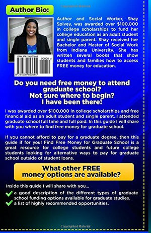 Find Free Money For Graduate School