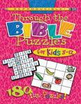 Through The Bible Puzzles For Kids 8-12 (Heartshaper Resourceselementary)