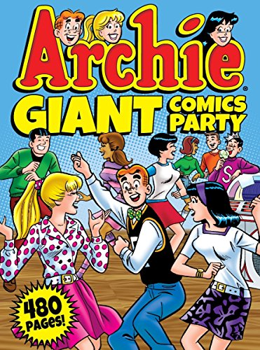 Archie Giant Comics Party (Archie Giant Comics Digests)