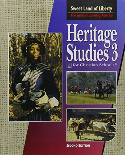 Heritage Studies 3 For Christian Schools