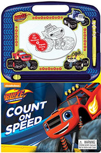 Blaze And The Monster Machines Learning Series