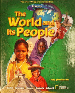 The World And Its People: Teacher'S Wraparound Edition
