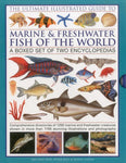 The Ultimate Illustrated Guide To Marine & Freshwater Fish Of The World