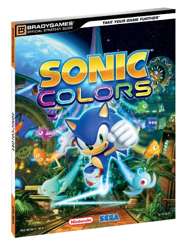 Sonic Colors Osg (Bradygames Strategy Guides)