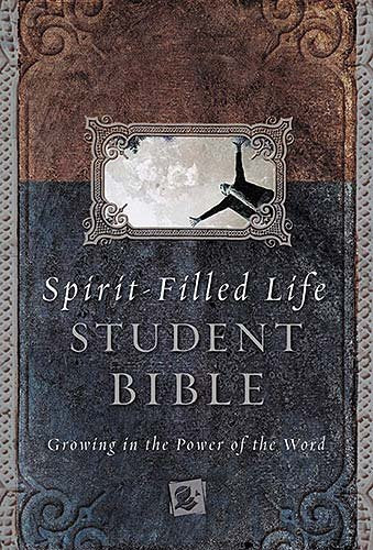 Spirit Filled Life Student Bible: Growing In The Power Of The Word, New King James Version
